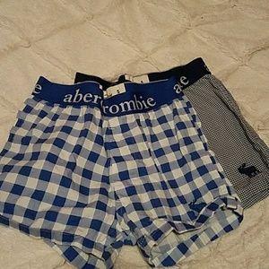 Big Boys Abercrombie boxers
